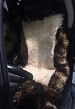 Авточехлол из натуральных овечьих шкур, фото 4