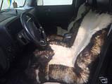 Авточехлол из натуральных овечьих шкур, фото 6