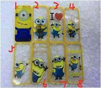 Minion case for iphone 5
