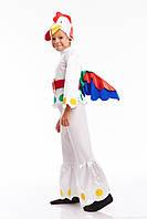 Детский костюм Петушок из Бременских музыкантов, рост 130-140 см