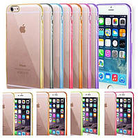 Hard back TPU case for iPhone 6