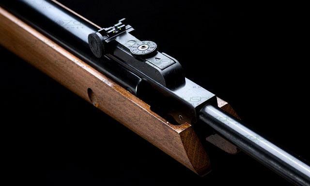целик винтовки GR1250W (вид со ствола)