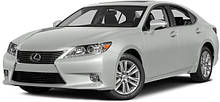 Защиты двигателя на Lexus ES 350 (c 2012---)