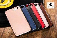 Fshang Jazz case for IPhone 7 red