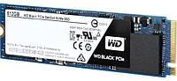 SSD 512GB PCIe 3.0 x4 M.2 2280 WD Black WDS512G1X0C