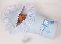 ОПТ - Конверты, одеяла и пледы на выписку из роддома