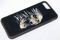 Polo Grunge case for iPhone 7-Iron Maiden