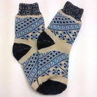 Вязаные носки женские
