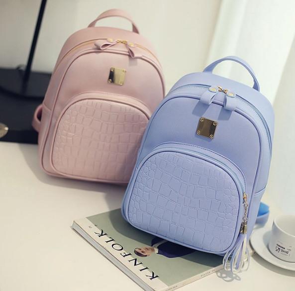 ddfd85e0107f Кожаный женский рюкзак Экокожа, цена 410 грн., купить в Днепре ...