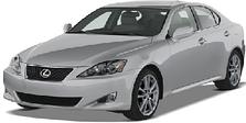 Защиты двигателя на Lexus IS (2006-2012)