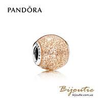 Pandora шарм СИЯНИЕ РОЗОВОГО ЗОЛОТА #796327EN145 серебро 925 Пандора оригинал