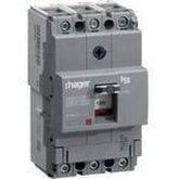 Автоматический выключатель h160 In=100А 3п 40kA