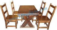 Стол и стулья для паба - СК1-ТОП