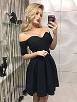 Платье верх-корсет на чашке с косточками 330. (АБ)