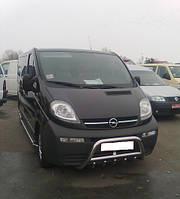 Кенгурятник (передняя защита) Opel Vivaro
