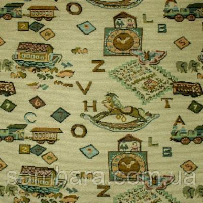 Меблева тканина Гобелен (жаккард) Киндр До-06