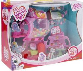 Домик «My Little Pony» с двумя пони 2388