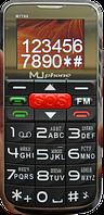 Китайский телефон М7700 (бабушкофон), 2 SIM, большие кнопки, MP3, FM-радио, Java., фото 1