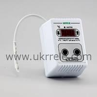 Терморегулятор для инфракрасных обогревателей (10А/2кВт) РТУ-10/П-NTC-К