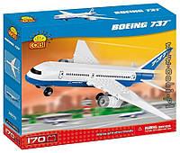 Конструктор Самолет Boeing-737, серия Техника, COBI
