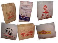 Пищевые бумажные пакеты