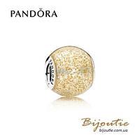 Pandora шарм СИЯНИЕ ЗОЛОТА #796327EN146 серебро 925 Пандора оригинал