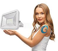 Светодиодный прожектор (LED) 30W - iPad style PREMIUM