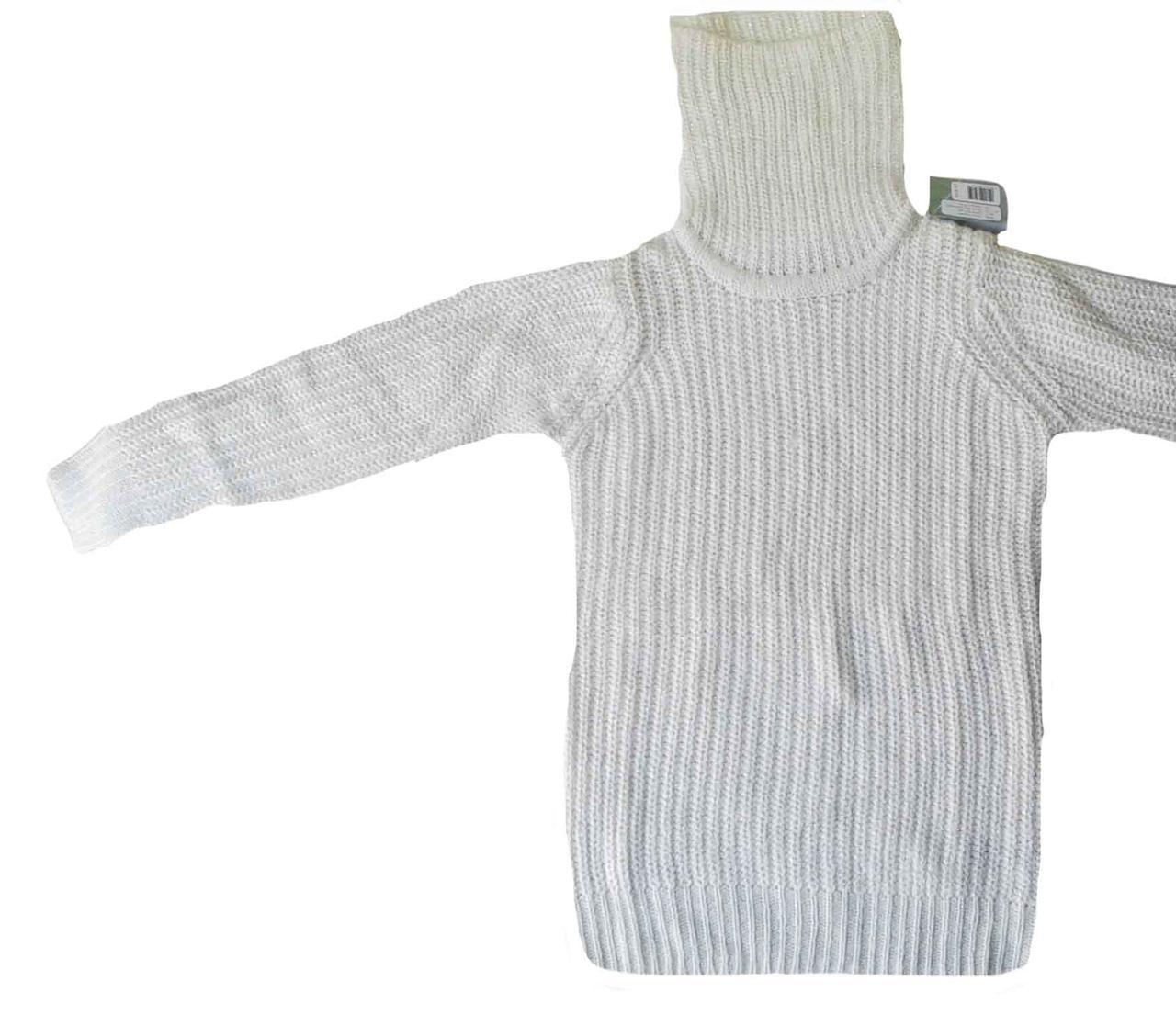 Кофта-гольф вязаная для девочки, Pepperts, размеры 134/140, арт. Л-511-2
