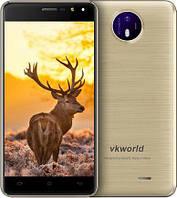 """Смартфон Vkworld F2 5"""" 2/16Gb Gold 13Mpx (Sony IMX149) 2200mAh"""