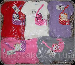 Туника вязанная для девочки (от 1 до 3 лет), фото 3