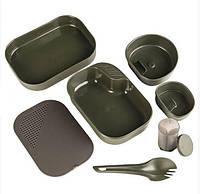 Набор посуды Wildo Camp-a-box®. Швеция, оригинал.