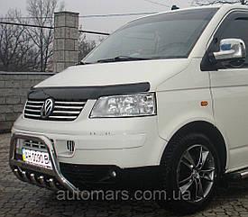 Защита переднего бампера (кенгурятник) VW T5