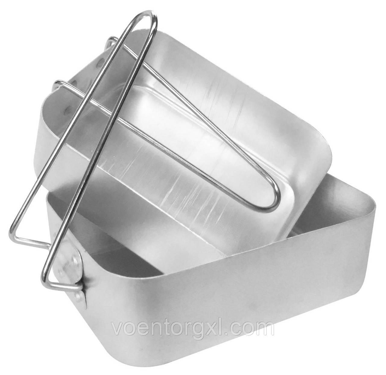Полевой набор посуды NATO Mess Kit. Оригинал.