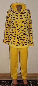 """Махровая пижама """"Гепард"""""""
