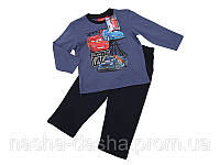 Пижама Тачки для мальков 3 года