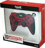 Игровой Манипулятор Gamepad HAVIT HV-G82 USB, синий, фото 5