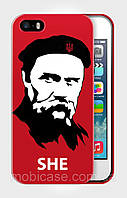 "Чехол для для iPhone 4/4s""SHE""."