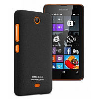 Чохол-накладка Imak для Microsoft (Nokia) Lumia 430 Cowboy ser. Чорний