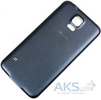Задняя часть корпуса (крышка аккумулятора) Samsung SM-G900F Galaxy S5 / SM-G900H Galaxy S5 Black