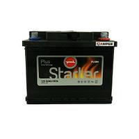 Аккумулятор VESNA STARTER (TAB) 6СТ-60Ah АзЕ 600A R+