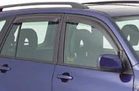 Дефлекторы боковых окон, комплект 2 штуки, дымчатые, EGR - Cherokee - Jeep - 2001