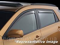 Дефлекторы окон (ветровики), дымчатые, комлект. (Clim Air) - XA - Toyota - 2001