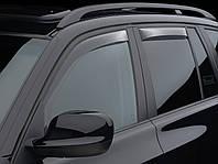 Дефлекторы окон (ветровики), комлект. (Clim Air) - Grandis - Mitsubishi - 2004