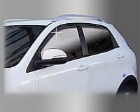 Дефлекторы окон (ветровики), комлект. (Clover) - Korando - Ssang Yong - 2010 A132