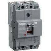 Автоматический выключатель h160 In=80А 3п 40kA