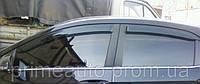 Дефлекторы окон (ветровики), комлект. (Cobra Tuning) - Corolla - Toyota - 2013