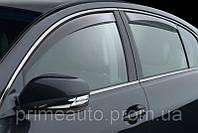 Дефлекторы окон (ветровики), комплект 4шт, светлые. (Clim Air) - GS - Lexus - 2006