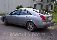 Дефлекторы окон (ветровики), комплект, темные. (EGR) - Primera - Nissan - 2002 92263012B