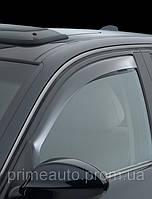 Дефлекторы окон (ветровики), передние, вставные. (ClimAir) - 3 - BMW - 2006