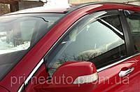 Дефлекторы окон (ветровики), передние, светлые. (EGR) - CR-V - Honda - 2007 91234016В